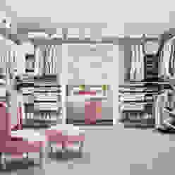 Ein Traum wird wahr: Ihr begehbarer Kleiderschrank Elfa Deutschland GmbH Skandinavische Ankleidezimmer
