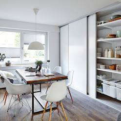 Eine geschmackvolle Küche Elfa Deutschland GmbH Skandinavische Küchen