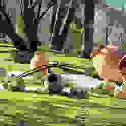 Jardín Bernadó Luxury Houses Jardines de estilo clásico