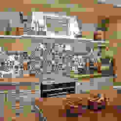 La cultura del txoko tradicional. Urbana Interiorismo Cocinas rústicas
