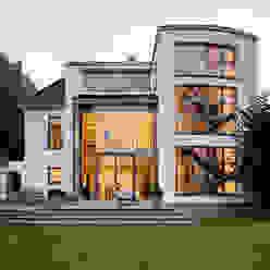 Casas modernas de Architekturbüro Lehnen Moderno