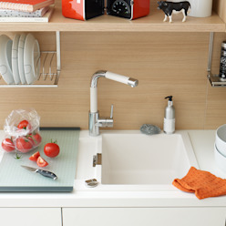 1 Küche 2 x anders diewohnblogger Moderne Küchen