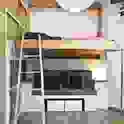 Géraldine Laferté Camera da letto in stile scandinavo