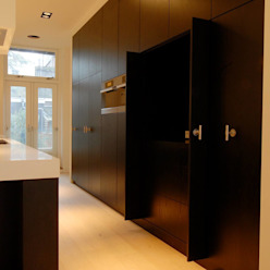 Moderne Keukens Moderne keukens van Designed By David Modern