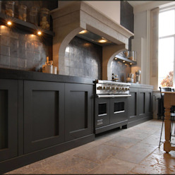 Piet Jonker Keuken Klassieke keukens van Designed By David Klassiek