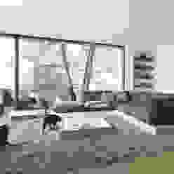STREIF Haus GmbH ห้องนั่งเล่น