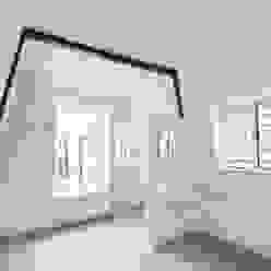 Camera da letto in stile classico di Architectenbureau Vroom Classico