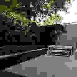 Ed's Shed Minimalistischer Garten von Ed Reeve Minimalistisch