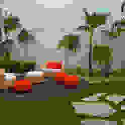 Modern Garden by Designer de Interiores e Paisagista Iara Kílaris Modern