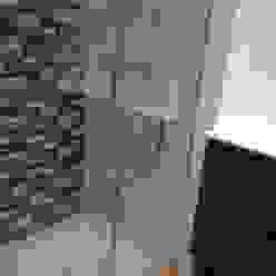 Baño-ducha RODEK arquitectura interior Baños de estilo moderno
