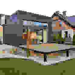 ARCHITEKT.LEMANSKI Minimalist houses