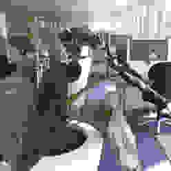 BAUMHAUS GmbH Raumbegrünung Pflanzenpflege Moderne kantoorgebouwen