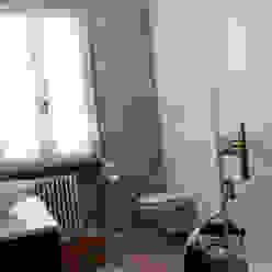 Nowoczesna łazienka od Sandro Rai Nowoczesny