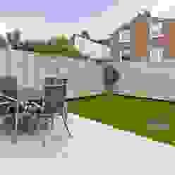 Narbonne Avenue Clapham Jardins minimalistas por Bolans Architects Minimalista