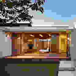 根據 窪江建築設計事務所 日式風、東方風
