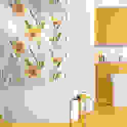 Daisy Chain Target Tiles Ванная комнатаДекор