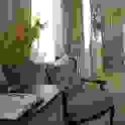 Country Resort Roberto Catalini Int. Designer Ingresso, Corridoio & Scale in stile rustico