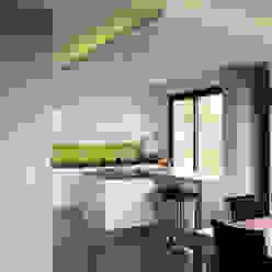 Maison individuelle - Région toulousaine Atelier d'architecture Pilon & Georges Cuisine moderne