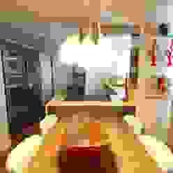 Morumbi MeyerCortez arquitetura & design Cozinhas modernas