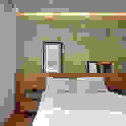 Piso Vilas: Dormitorios de estilo  de Castroferro Arquitectos , Moderno