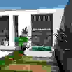 AurEa 34 -Arquitectura tu Espacio- 庭院