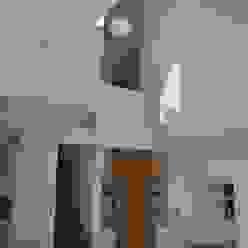 woning te Neerijse Moderne woonkamers van hasa architecten bvba Modern