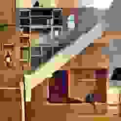 Staircase Nowoczesny korytarz, przedpokój i schody od TG Studio Nowoczesny