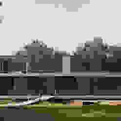 Private House, Suffolk Mediterrane Häuser von Strom Architects Mediterran