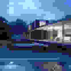 Private House, Suffolk Minimalistische Häuser von Strom Architects Minimalistisch