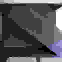 Einfamilienhaus D Moderner Flur, Diele & Treppenhaus von Architekturbüro Dongus Modern