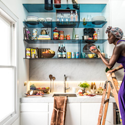 Peponi House STUDIO [D] TALE Tropische Küchen