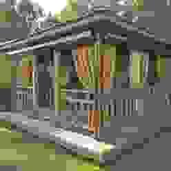 DECOR OUTDOOR Balconies, verandas & terraces Accessories & decoration