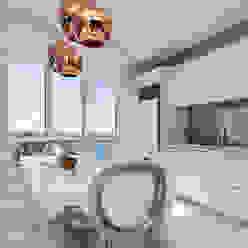 Infinity Spaces Кухня в стиле модерн