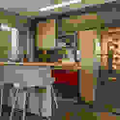 Studiodwg Arquitetura e Interiores Ltda. Cozinhas modernas