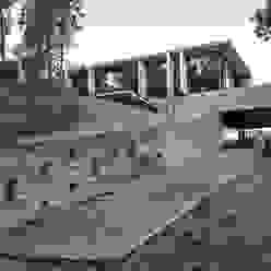 CASA WEIN Besonías Almeida arquitectos Casas modernas: Ideas, imágenes y decoración
