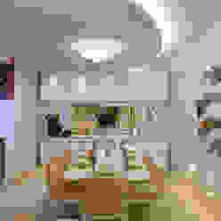 Modern dining room by Designer de Interiores e Paisagista Iara Kílaris Modern