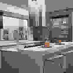Citlali Villarreal Interiorismo & Diseño Moderne Küchen