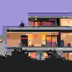 Haus Rheinblick wirges-klein architekten Moderne Häuser