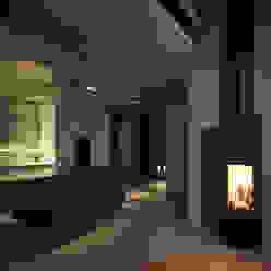 Haus Rheinblick Moderne Küchen von wirges-klein architekten Modern