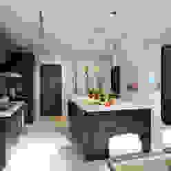 E2 KITCHEN arQing Minimalist kitchen