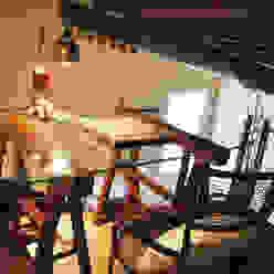 REFORMA DORMITORIO DÚPLEX INDUSTRIAL Vicente Galve Studio Dormitorios de estilo industrial