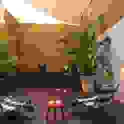 Patio Jardines de estilo moderno de SOLER-MORATO ARQUITECTES SLP Moderno
