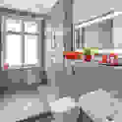 Edles Tageslichtbad Moderne Badezimmer von 16elements GmbH Modern