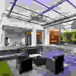 Atrium Minimalistische Häuser von Gritzmann Architekten Minimalistisch