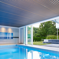 Pool by Gritzmann Architekten,