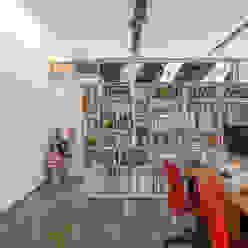 Agência Zebra Deluxe Nautilo Arquitetura & Gerenciamento Espaços comerciais modernos