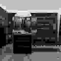 Zona Ella Citlali Villarreal Interiorismo & Diseño Vestidores y placares modernos