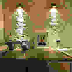 Notting Hill Maisonette Barlow & Barlow Design Cocinas de estilo ecléctico