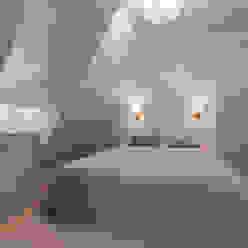 Fotoarbeiten Reetdachhaus in List auf Sylt Home Staging Sylt GmbH Schlafzimmer im Landhausstil