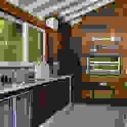Raquel Junqueira Arquitetura Cocinas de estilo rural